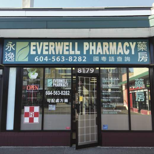 Everwell Pharmacy Location