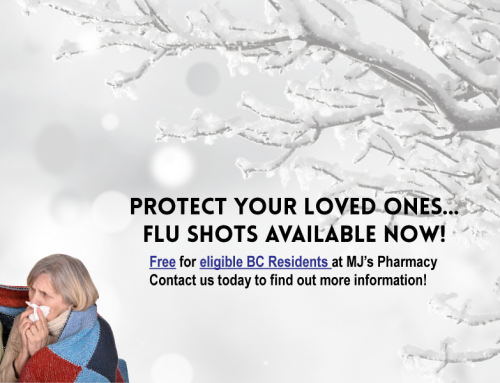 Flu Vaccines Available 2016-2017
